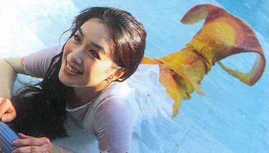 """[明星爆料]钟丽缇经典剧照 这才是""""美人鱼""""的正确打开方式(图)"""