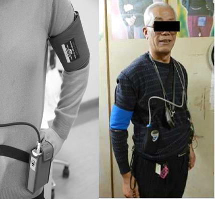 药房免费测血压pop手绘图片
