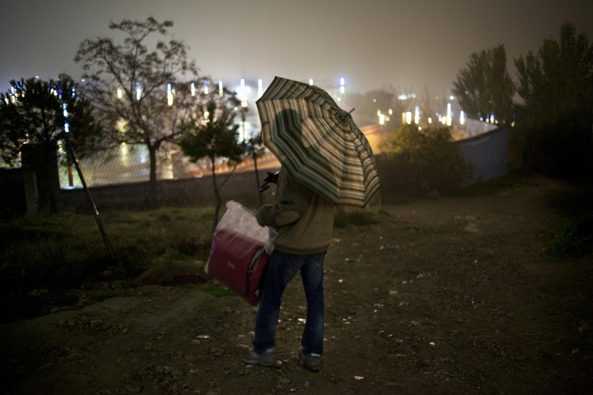 进城务工的欧洲农民工 图片合集图片