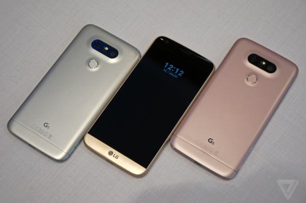 LG G5加拿大上市时间确认-LG G5发售时间确认 4月8日加拿大首发