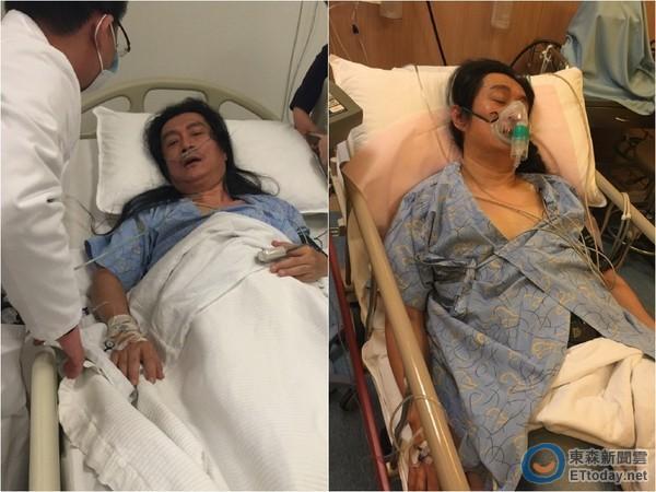 [明星爆料]黄安因心肌梗塞住进重症病房:当时快不行了