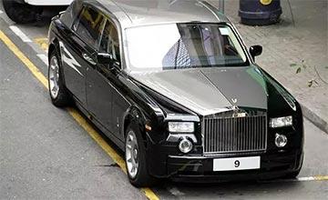 """中国最贵的5块车牌 王健林的""""辽B88888""""排不上前三"""