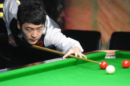 PTC总决赛田鹏飞1-4首轮出局 两中国选手闯入