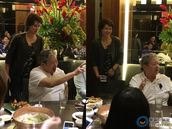 [明星爆料]64岁洪金宝与爱妻吃火锅 甜蜜告白:她就是我的所有