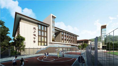 外等名校将入驻燕子矶 新城规划学校共43所图片