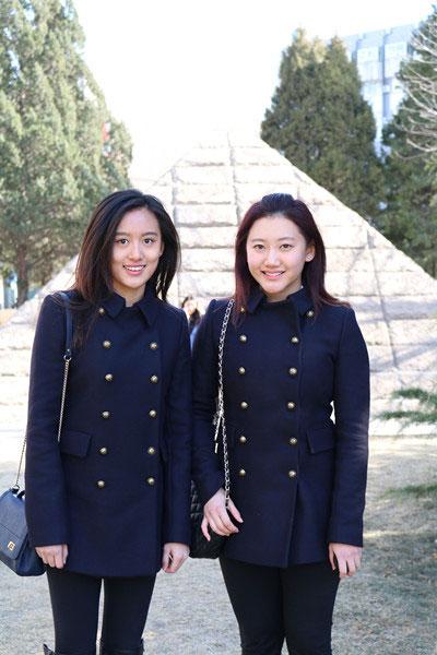 [明星爆料]北电艺考成绩出炉 双胞胎美女入选表演系