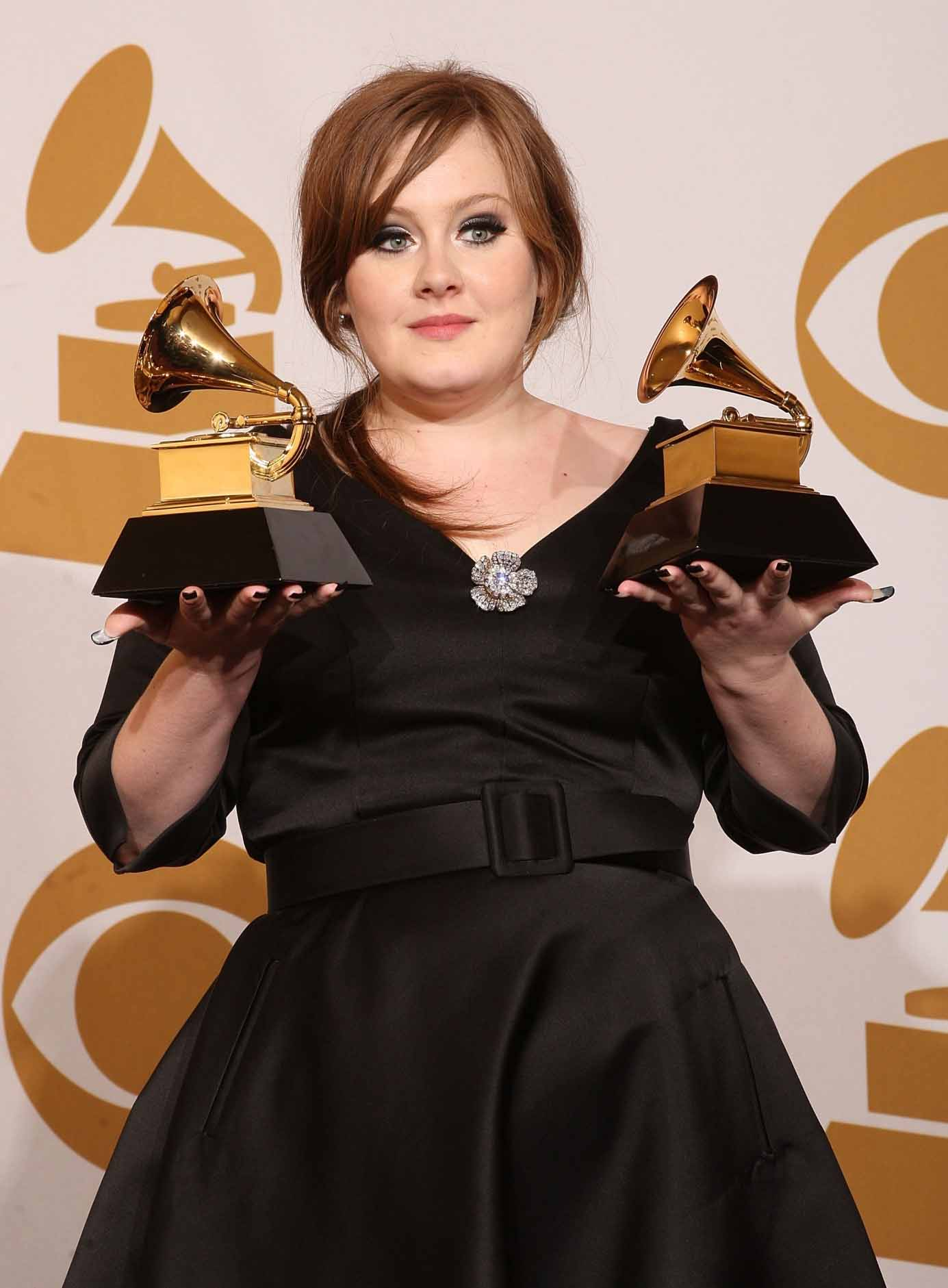 阿黛尔总收入8500万英镑 成英国有史以来最富有女歌手 [有看点]