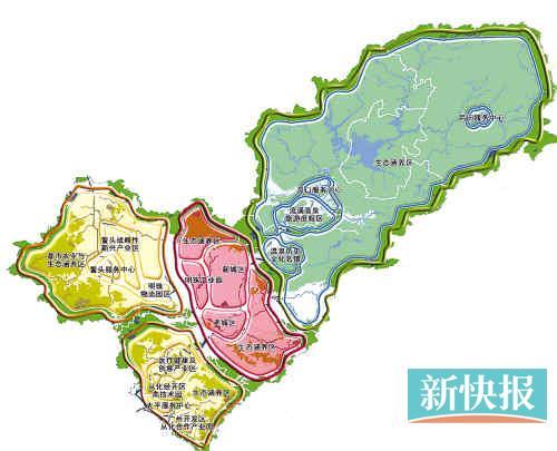 广州从化区多少人口_广州从化区规划控规图