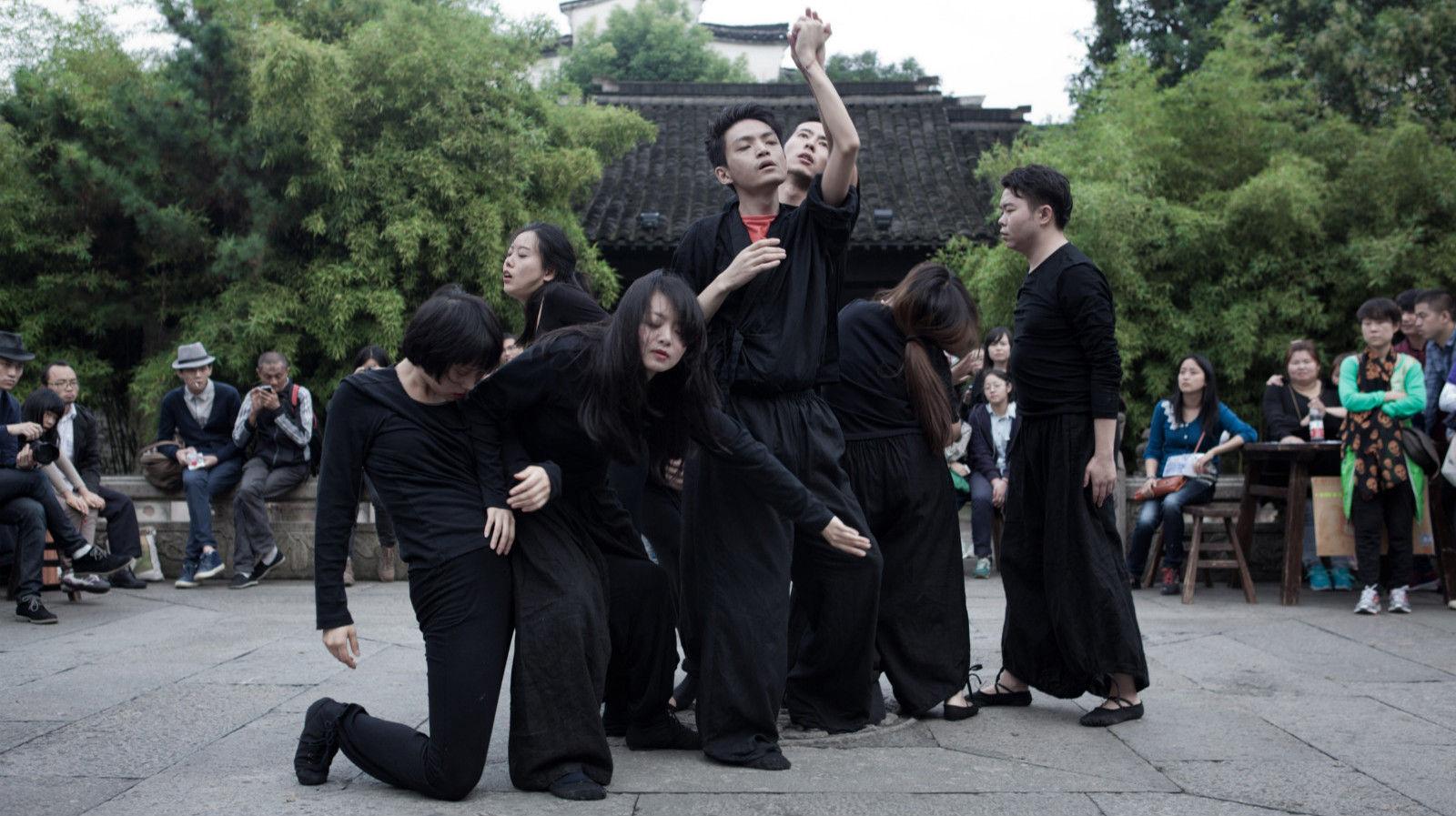 2014乌镇戏剧节_凤凰网