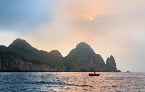 漂洋过海觅仙境七洲列岛