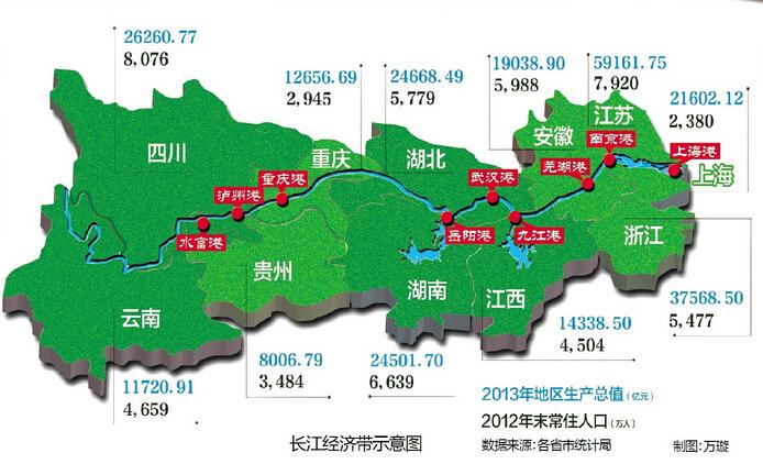 云贵川三省地图