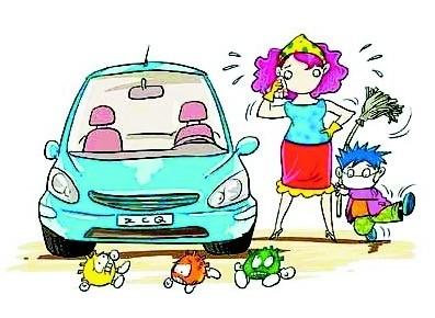 汽车生活 > 正文   原标题:汽车如何去除异味 寒冬已去,湿热的天气