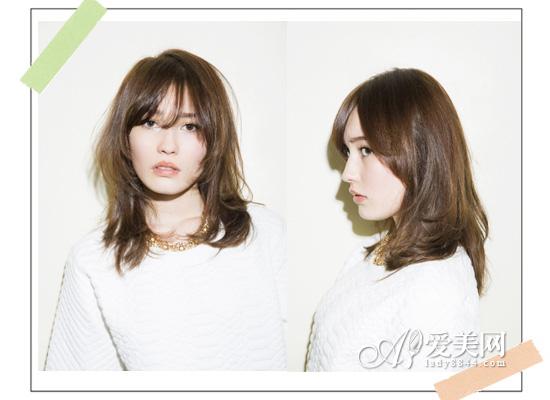 style 10 魅力指数:★★★★★ 凌乱发型主要是彰显个性化,时尚度十足,平常打理简便,稍微抓乱定型就可以,没有凌乱效果也可以是甜美范的中发,是两用的造型。