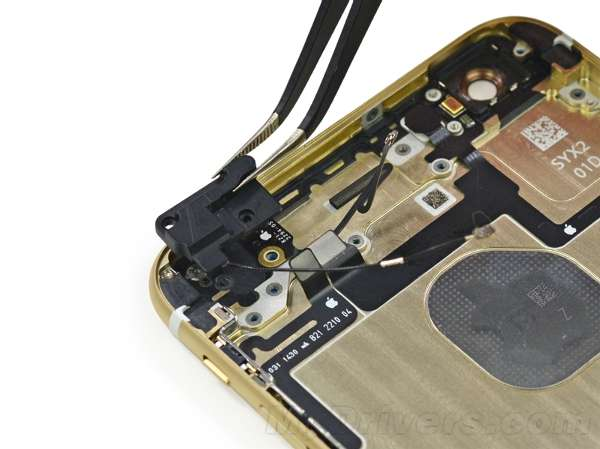 iphone 6 plus完全拆解:苹果太厚道了!