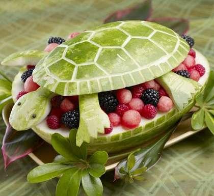 简单果盘-水果各种 贵族 吃法大集合 吃货就是这么任性