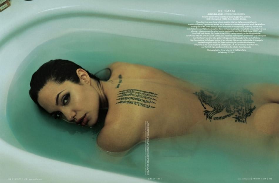 《名利场》十年来最性感裸体大片盘点高清大