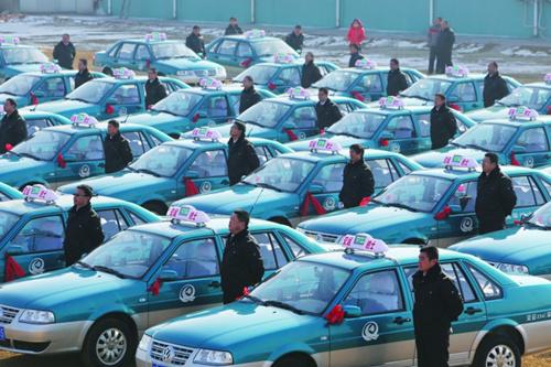 论坛 69 青岛家园 69 青岛论坛 69 平度新增百辆出租车 交运
