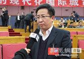 刘云刚:推进铁路青岛北站配套项目建设