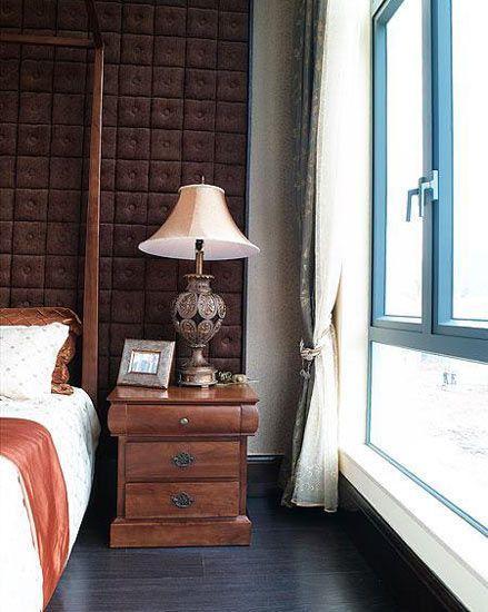 家居风水知识 卧室床头柜风水有讲究