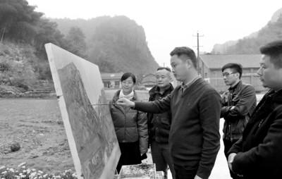大别山有了画家村_安徽频道_凤凰网图片