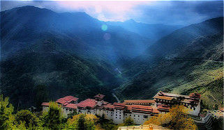 """神秘王国不丹 下一个""""香格里拉"""""""