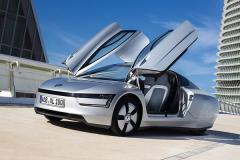 大众超节能车XL1将投产 售价约合89万元