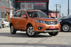 陆风X5 8AT配置曝光 11月广州车展上市