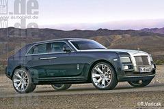 劳斯莱斯研发SUV车型 或与宝马X7同平台