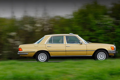 《经典车》最令人难忘奔驰S级车型 W116
