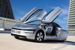 大众XL1或推运动版XL Sport 提升85马力