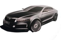 观致中大型轿车/SUV设计曝光 定位更高