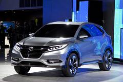 本田小型SUV或定名CR-U 东京车展亮相