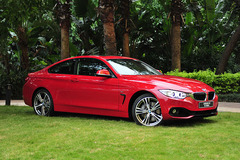 全新BMW 4系Coupe上市 售59.6-73万元
