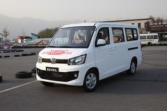 试驾一汽佳宝V80L 客货运输灵活新选择