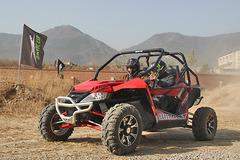 《凤凰解密》我的ATV全地形车初体验记