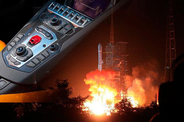 借嫦娥三号升空时 盘点汽车的太空梦想
