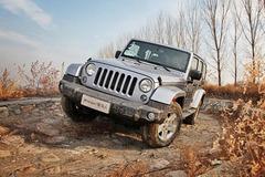 试驾Jeep牧马人3.0L 实力不减拉低价格
