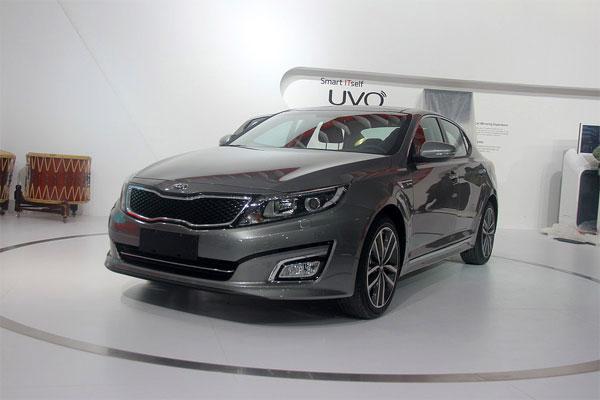 起亚全新K5购车指南 2.0L自动LUX最实惠