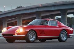 《经典车》百万美金起拍的法拉利古董车