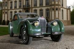 《经典车》世上独一无二的布加迪57C