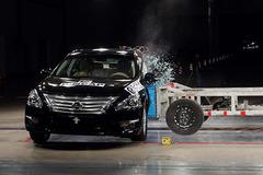 2013年度C-NCAP盘点(2) 中型车篇
