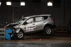 2013年度C-NCAP盘点(3) SUV篇