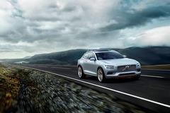沃尔沃推出全新概念车 将于日内瓦发布