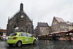 《凤凰解密》走近因马而生的德国汽车城