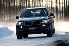 试驾全新BMW X5 致那些一起战斗的对手