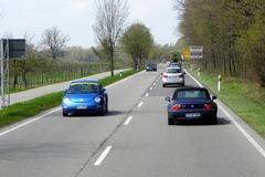 一起学开车(13)国外驾车要注意的规矩