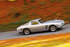 《经典车》搭载V8 发动机的奢侈品牌Iso
