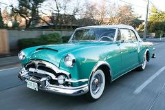 《经典车》1953年帕卡德敞篷Caribbean