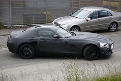 全新奔驰跑车命名AMG GT 将于九月发布
