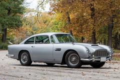 《经典车》007的座驾阿斯顿·马丁DB5